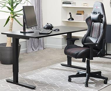 Kontormøbler Kjøp Skrivebord, Kontorstoler og Gamingstoler