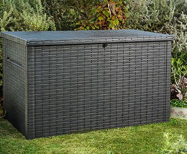 Ypperlig Oppbevaring utendørs- Putekasser og uteskap | JYSK CB-99
