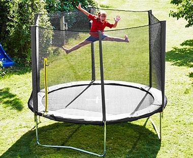 Ryddig Trampoliner - Rimelige trampoliner og sikkerhetsnett | JYSK CU-98