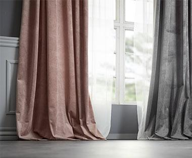 Topp Ferdigsydde gardiner - Stort utvalg av flotte gardiner | JYSK AT-55