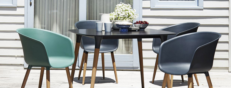 Stilig Slik velger du riktige hagemøbler! | JYSK XO-65