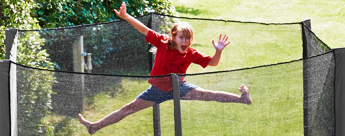 Flott Få opp pulsen med en trampoline | JYSK WC-93