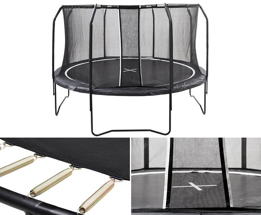 Oppsiktsvekkende Få opp pulsen med en trampoline   JYSK RB-07