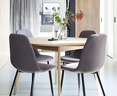 Moderne Spisebord - Et hyggelig samlingssted for familien   JYSK JO-01