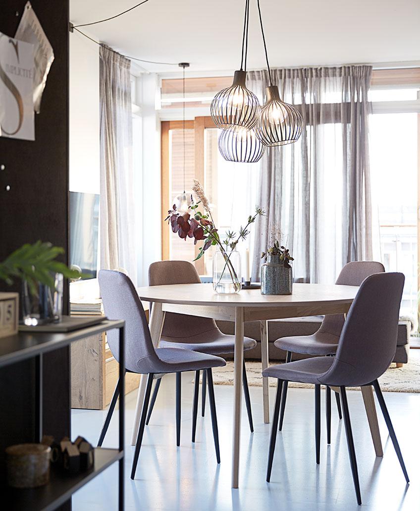 Bare ut 6 enkle råd for innredning av små leiligheter | JYSK LF-97