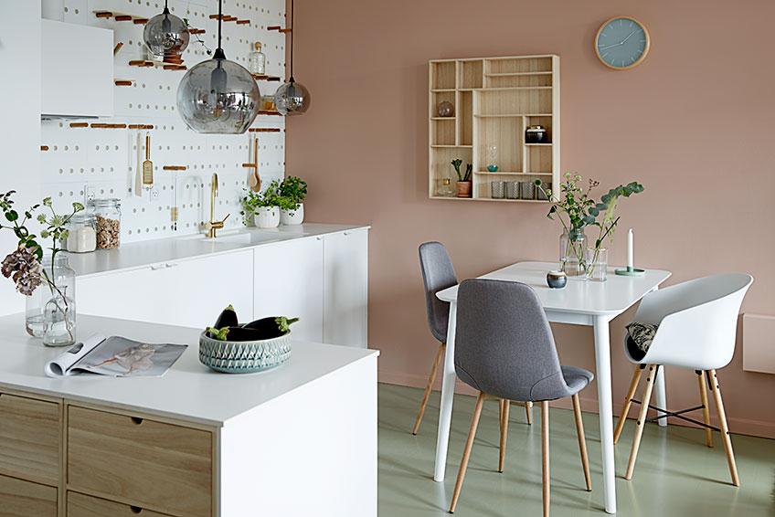 Nytt 6 enkle råd for innredning av små leiligheter | JYSK KR-34
