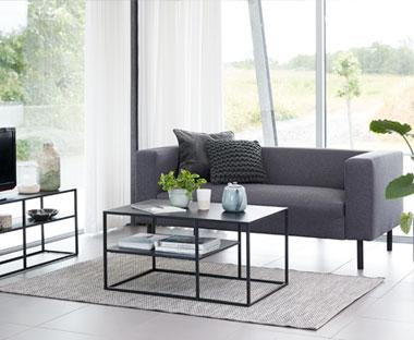 Enorm Bord til stuen - Stort utvalg av sofa- og hjørnebord | JYSK ZU-04