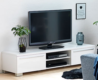 TV møbler Stort utvalg TV benker til lave priser | JYSK